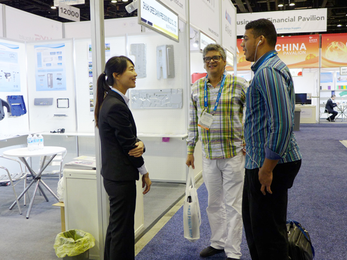 The USA NPE Plastic International Exhibition