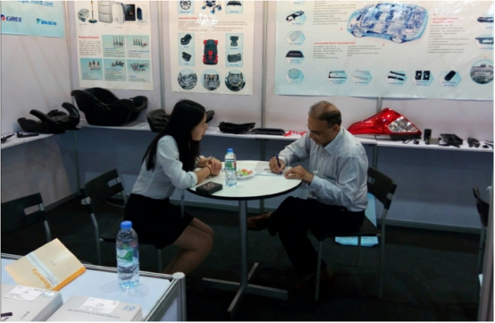 Thailand 2015 MANUFACTURING EXPO exhibition